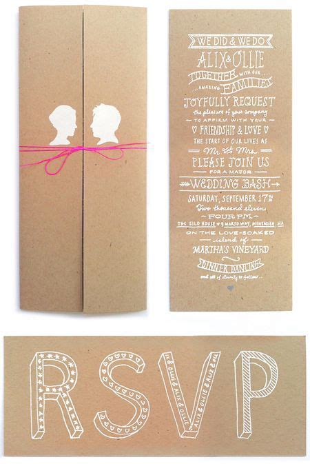 Cool Wedding Invites Paper by 82 Best Cool Wedding Invitations Images On