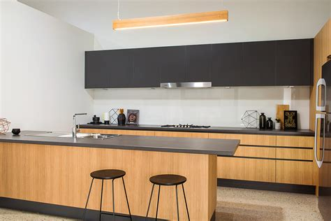 Black And White Kitchen Design by U Install It Kitchens Adelaide Design Kitchen Company