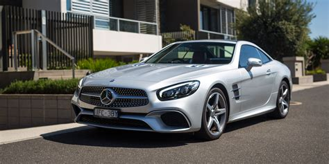 car mercedes 2017 2017 mercedes sl400 review caradvice