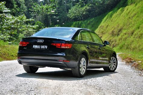 malaysia audi the audi a4 range in malaysia autoworld my