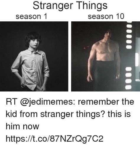 bioskopkeren stranger things season 1 25 best memes about season 10 season 10 memes