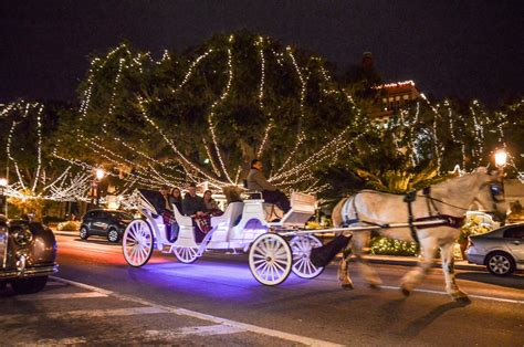 904 Happy Hour Article Nights Of Lights In St St Augustine Lights