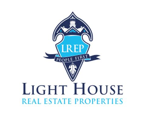 light house real estate profilo del designer gpdesign logo arena
