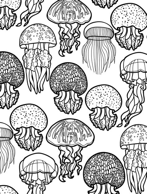 ocean coloring pages pdf 198 best images about coloring ocean on pinterest