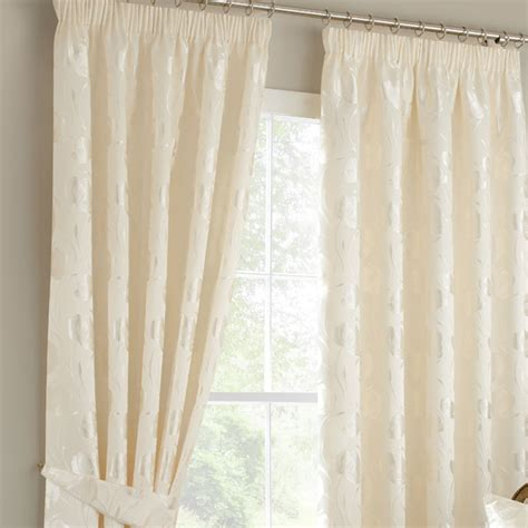 ivory curtains uk linby ivory ready mades pencil pleat curtains pencil