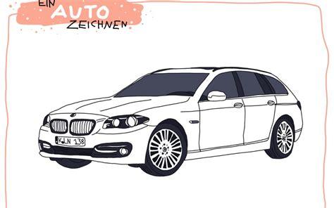 Auto Malen by Ein Auto Zeichnen Fahrzeughits Der Creatipster