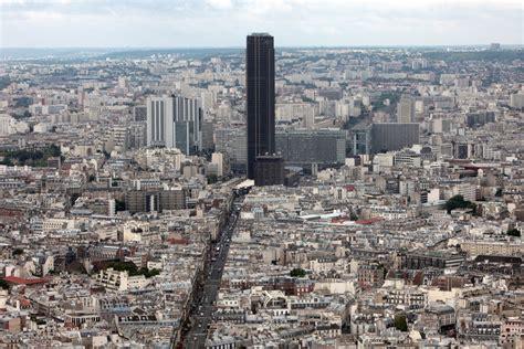 De Montparnasse Is Open In La by Histoire D Un Quartier La Tour Montparnasse Accrochages