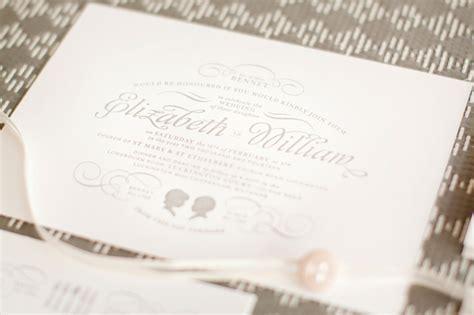 cameo wedding invitations wedding invitations mitchell dent