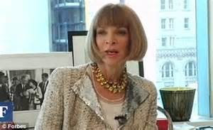 Wintour On A Hit List by Wintour Claims She Is Not Intimidating Vogue Interns