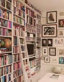 Library Wall Bookcases With Ladder Fabriquer Un Meuble Biblioth 232 Que Design Bricobistro