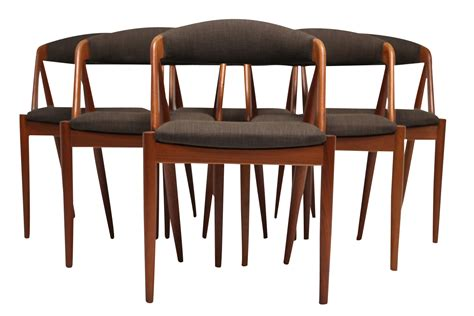 Century Furniture Dining Chairs Mid Century Modern Dining Chairs By Kristiansen Mid Century
