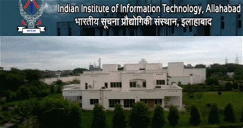 Iiit Allahabad Mba Cut by Iiit Allahabad Admissions 2017 For Mba Chronicle Today