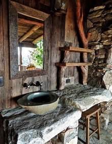 Rustic Bathroom Designs rustic bathrooms the owner builder network