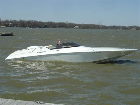 fountain boats for sale on ebay fountain 24 competition series 1995 for sale for 20 900