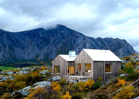 Modern Green Home Design Plans charming vega cottage is a romantic getaway in the wild