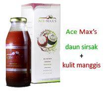Obat Liver Ace Maxs obat herbal liver ace maxs sirsak manggis