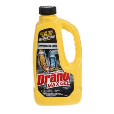 is drano safe for bathtubs drano 42 oz drain max gel clog remover 22118 the home depot