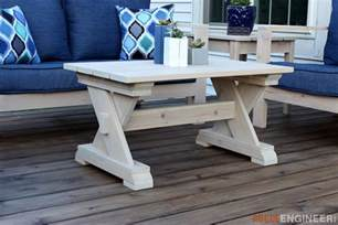 Diy Small Table by Small Outdoor Coffee Table 187 Rogue Engineer