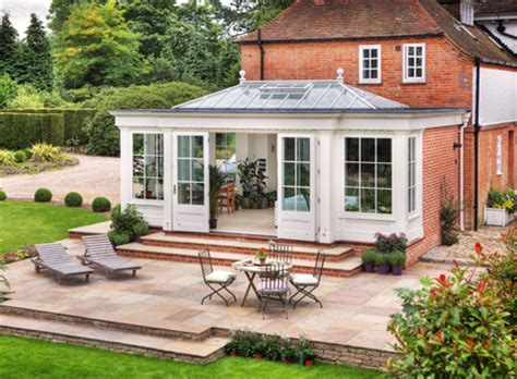 Westbury Garden Room by Orangeries Westbury Garden Rooms