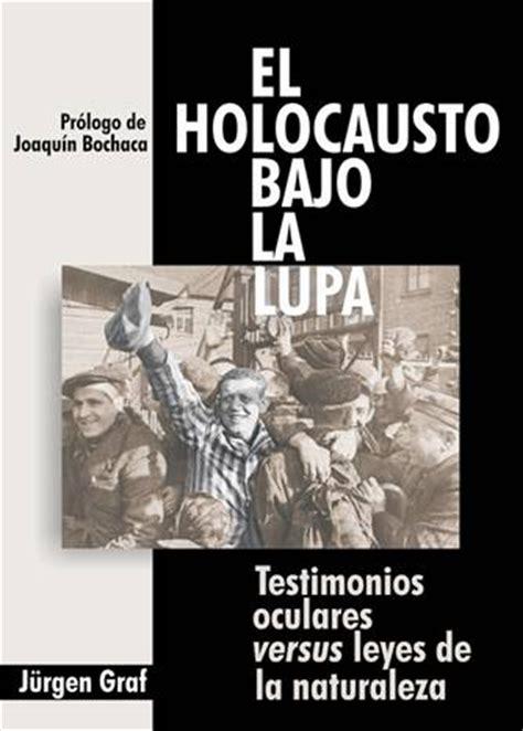 el holocausto espanol historia j 252 rgen graf