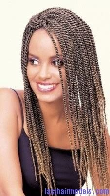 africanplaits with hairpiece braids and plaits hairstyles