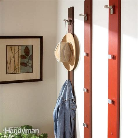 Diy Rack Shelf by Hang Up Your Fedoras And Stetsons With These 22 Diy Hat Racks