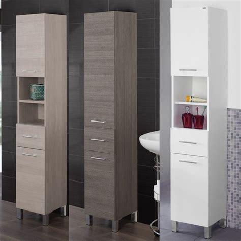 colonne per bagno colonna singola alta 33x180x33 prof o 45x180x33prof rovere
