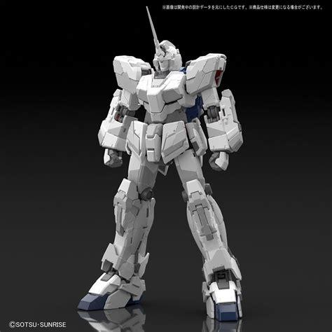 Kaos Gundam Unicorn Model 1 unicorn gundam gundam unicorn model kit rg 1 144