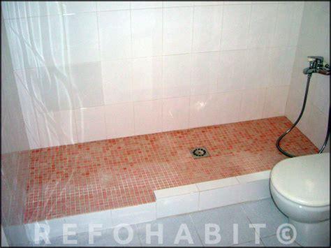 plato de ducha de obra precio ba 241 os duchas gresite dikidu
