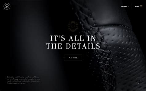 Its All In The Details by Coats Speciality It S All In The Details The Fwa
