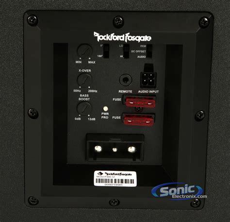rockford fosgate 300 wiring diagrams rockford fosgate p300