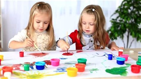How To Guide Your Children To Paint Smart Babytree Children Painting Pictures