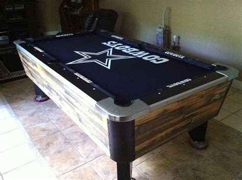 Dallas Cowboys Pool Table Sports 365 Pinterest Dallas Pool Table