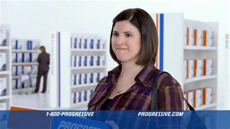 progressive insurance commercial actress salary progressive tv commercial mary megan mix up ispot tv