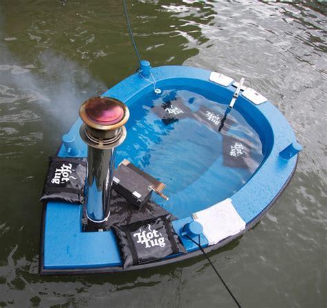 hot tug outstanding hot tug hot tub boat
