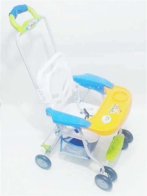 Jual Kursi Bayi Untuk Di Motor jual family chair stroller kursi makan bayi happy toys
