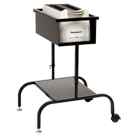 high stand new style high stand for theraband paraffin unit