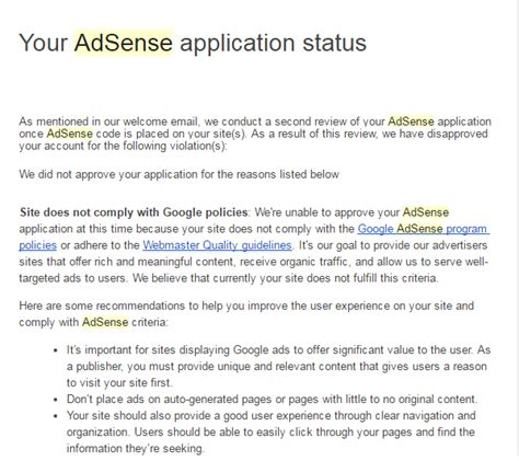adsense insufficient content how my blog was approved on adsense with less than 50 post