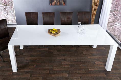 Hochglanz Tisch Weiss by Esstisch Wei 223 Hochglanz Konferenztisch Tisch Wei 223 L 228 Nge