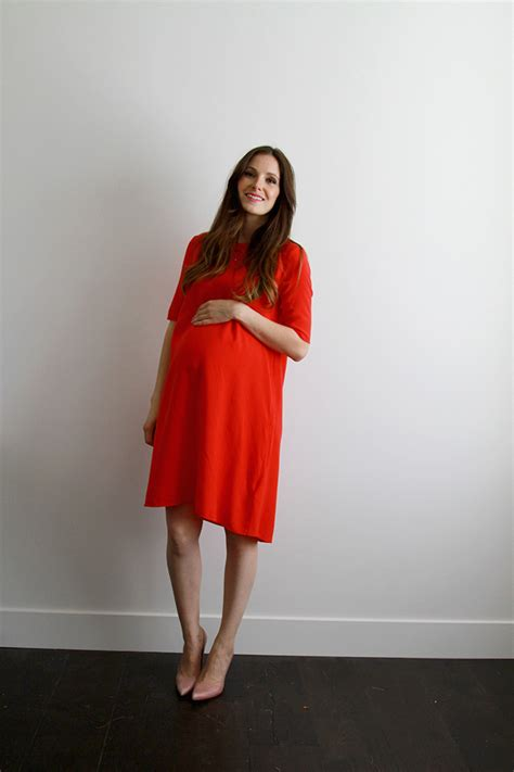 maternity swing dress diy maternity swing dress