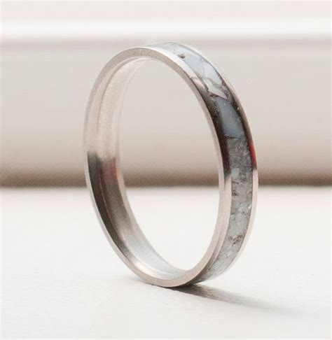 Wedding Bands Bc by Of Pearl Wedding Band Mens Wedding Band By