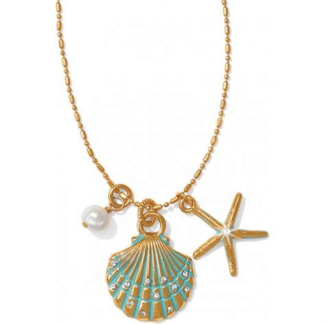 jewelry necklace aqua shores aqua shores shell necklace necklaces
