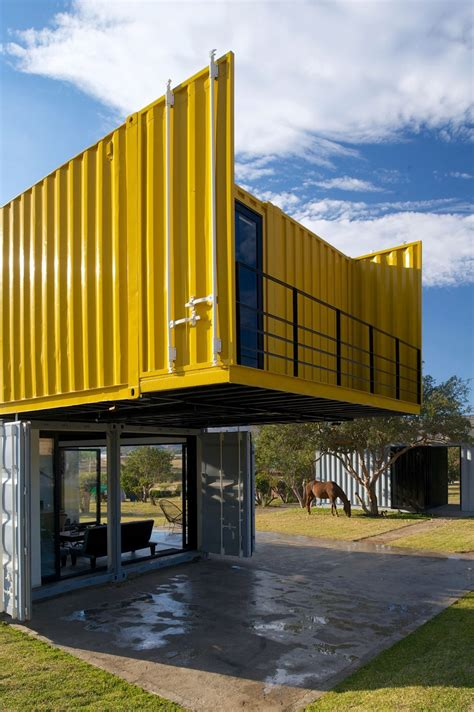 Ensuite Bathroom Ideas 4 shipping containers prefab plus 1 for guests