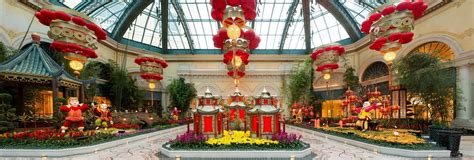 new year 2015 china highlights bellagio s botanical gardens highlights a picturesque