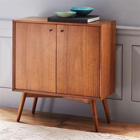 Mid Century Cupboard by Mid Century Cabinet West Elm