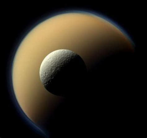 satellite sent to saturn these photos from nasa s cassini probe look incredibly awesome