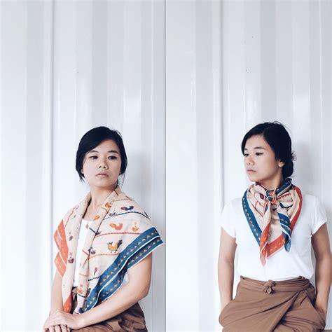 Jilbab Segi Empat Quanesha cara memakai jilbab segitiga wallpaper