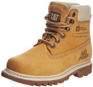 Sepatu Azcost Tracking Safety Brown Suede caterpillar les boots homme et femme de qualit 233 sac shoes