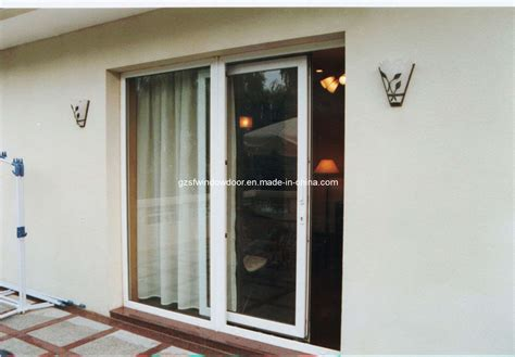 china pvc sliding patio doors sfpd003 china pvc door