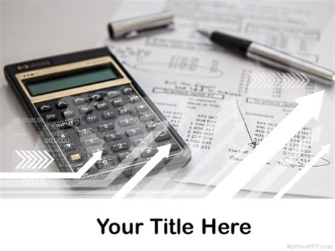 free accounting powerpoint templates free investment powerpoint templates myfreeppt